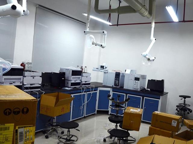 材料实验室搬迁