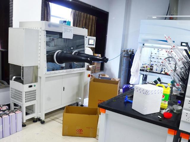 化学实验室搬迁