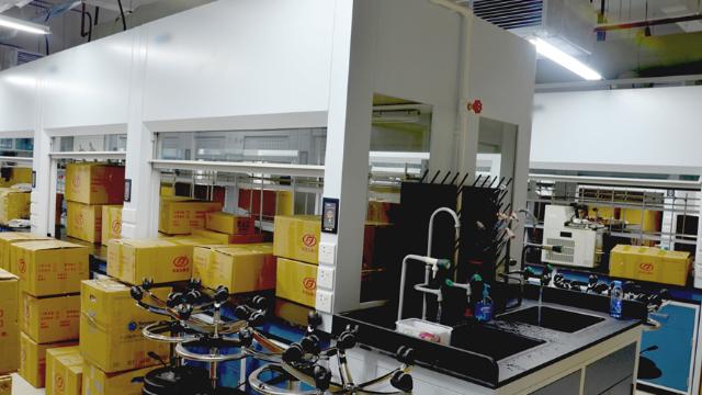 在龙泉实验室搬迁项目上的看法