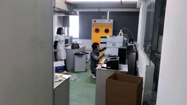 对项城实验室搬迁项目的探讨