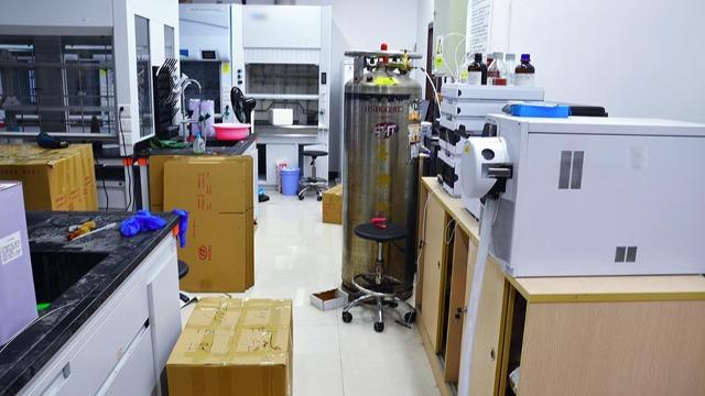 有关安陆实验室搬迁项目上问题的分析