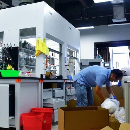 检测中心实验室搬迁服务公司