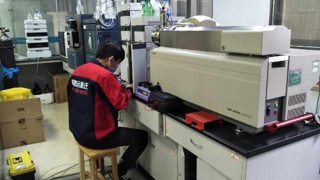 贵港市质监站实验室设备搬运服务