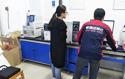 界首实验室精密仪器设备搬运