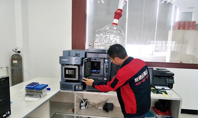 防城港实验室精密仪器搬迁