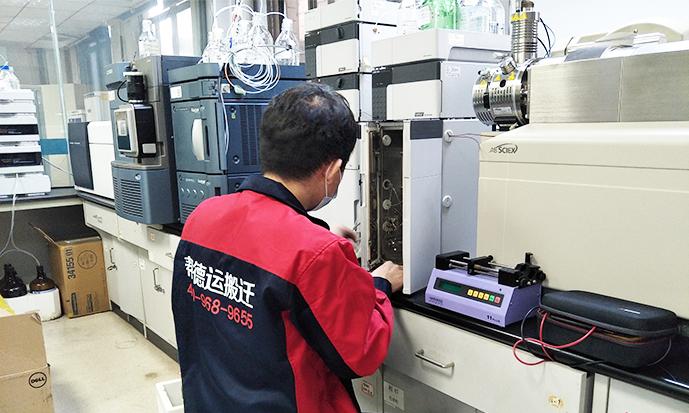 界首实验室仪器专业搬运