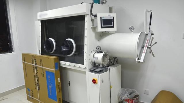 陕西实验室设备搬迁的全过程