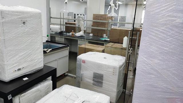 吐鲁番市实验室设备搬迁企业安全过新年