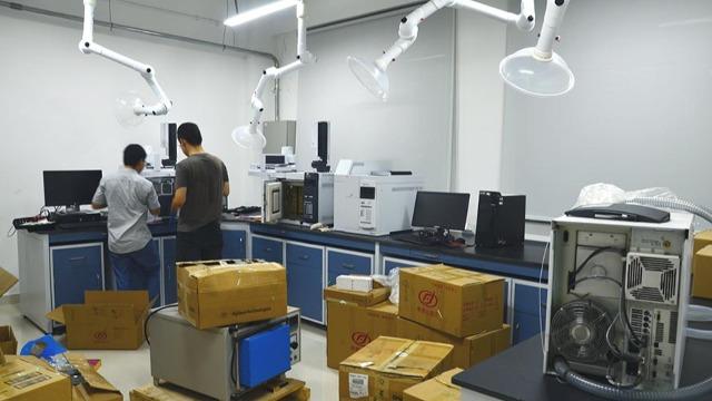 江苏实验室搬迁的可行性研究