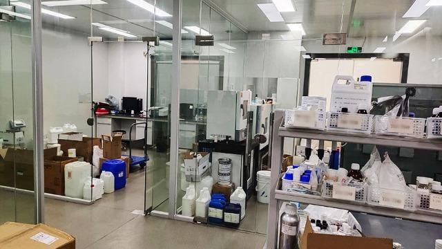 四川实验室搬家的进度管理
