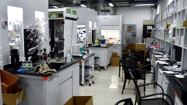 贵州实验室设备搬迁关注老百姓的菜篮子