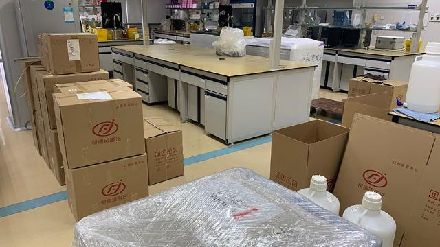 对霍州实验室搬迁项目的探讨