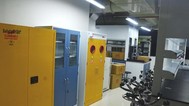 江西实验室搬迁的资源管理