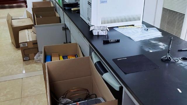 广东实验室搬家的成本设计