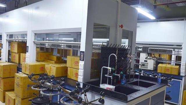 吉林实验室搬迁公司参与高校实验室的改造