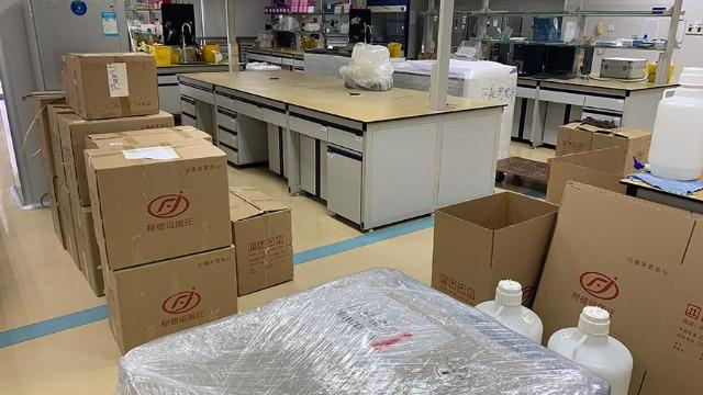 霸州实验室设备搬运公司为城市的交通发展喝彩