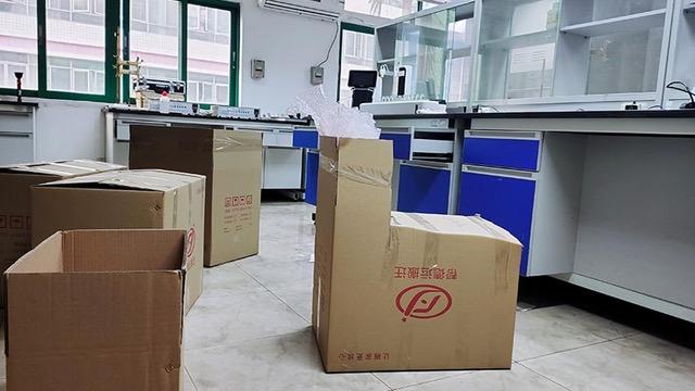 龙口市实验室设备搬迁助力海参养殖产业发展
