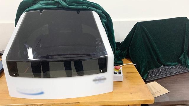 濮阳调试实验设备中的一些细节工作