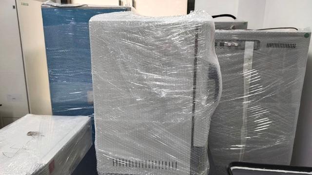 邛峡市实验室设备搬迁助力竹林产业发展