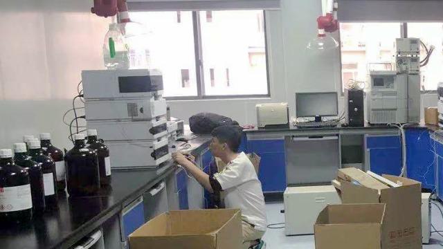 揭阳医院搬迁设备公司员工学习茶文化