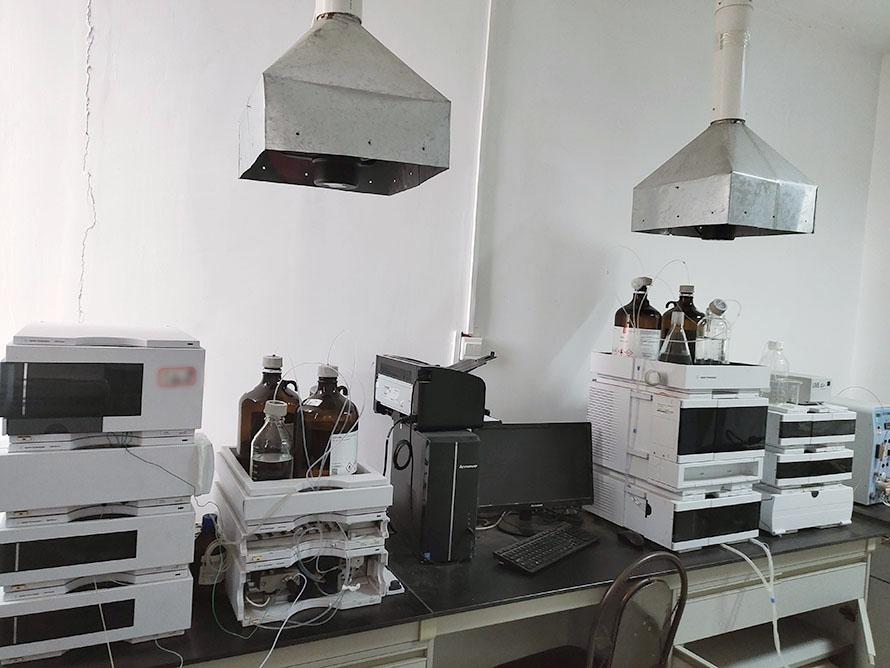 常州实验室仪器调试