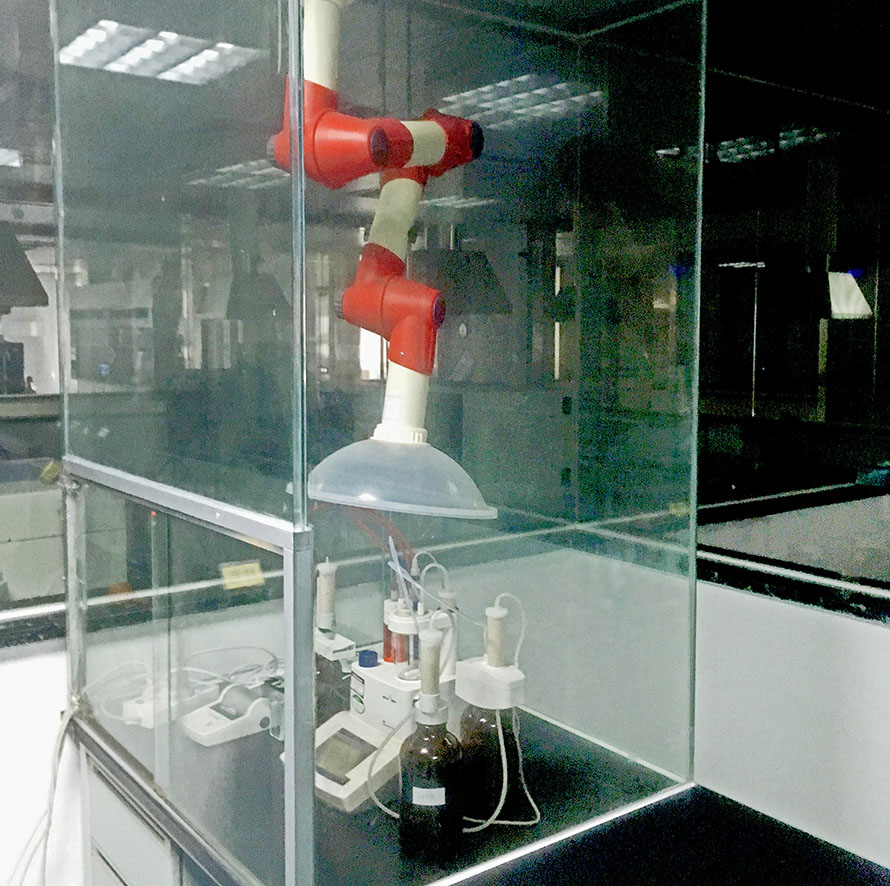 额尔古纳实验室搬迁