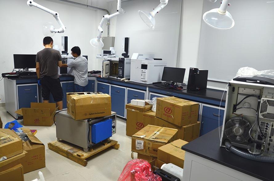 内蒙古实验室搬迁