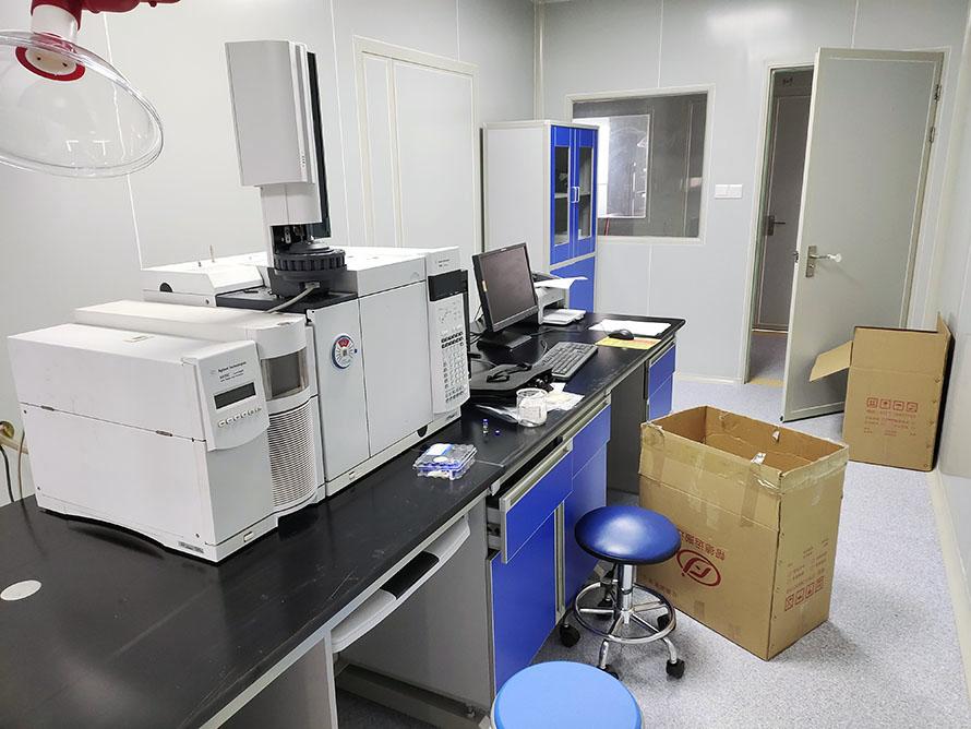 灵宝实验室搬迁
