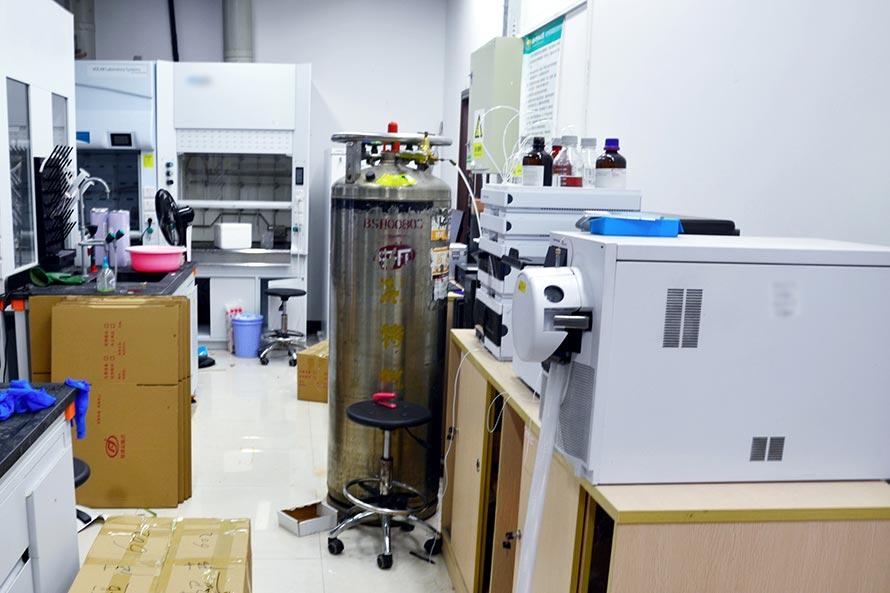 湖南实验室搬迁