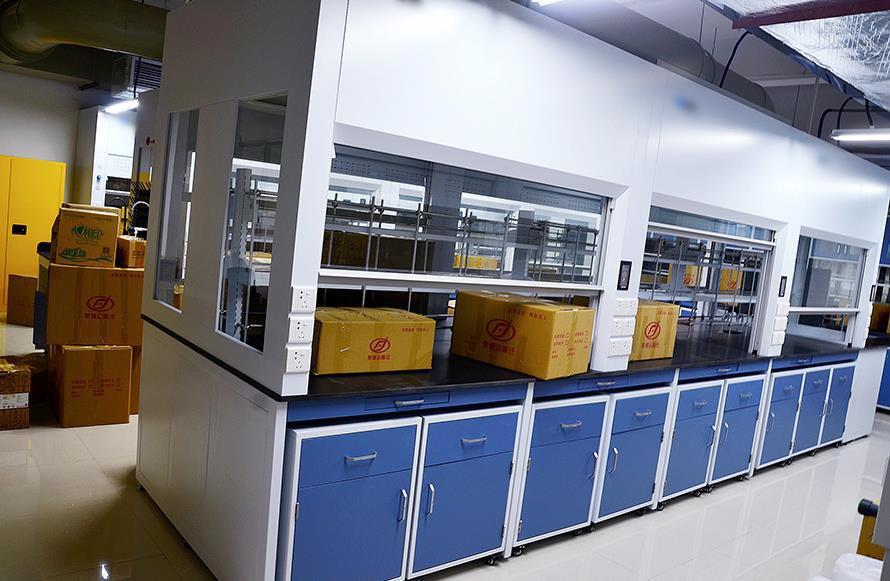 兰溪实验室搬迁
