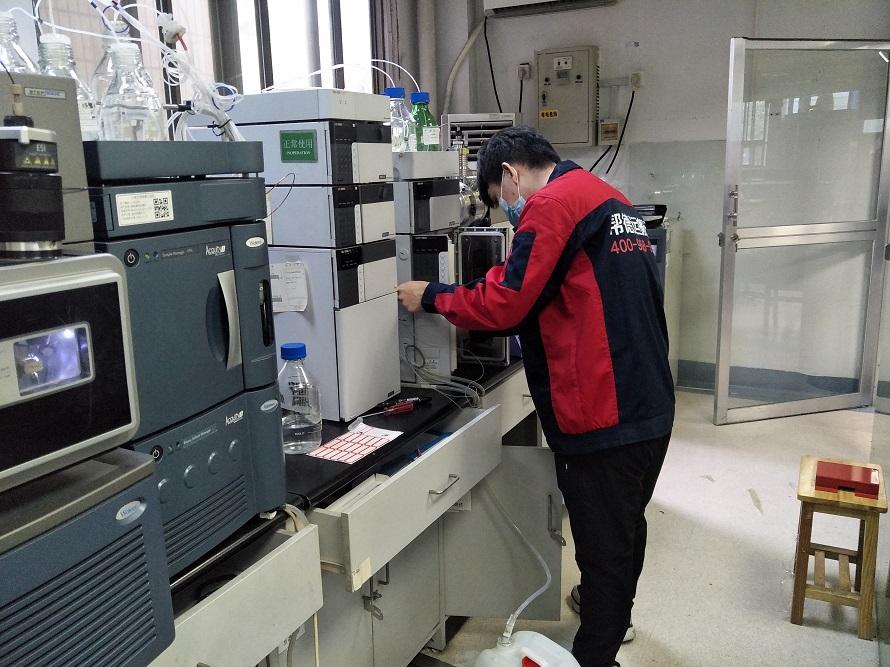 实验设备调试服务