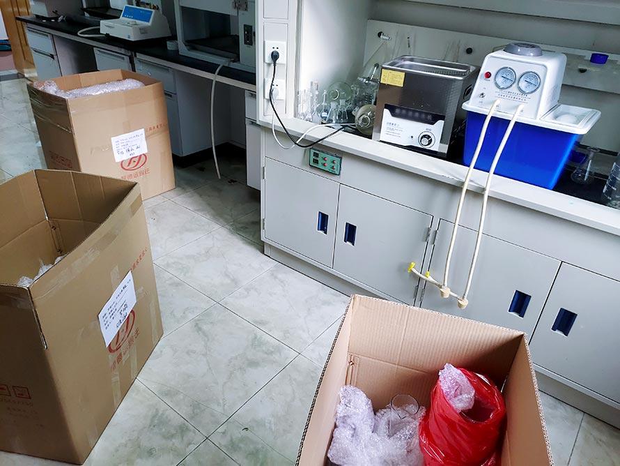 鸡西搬迁实验室