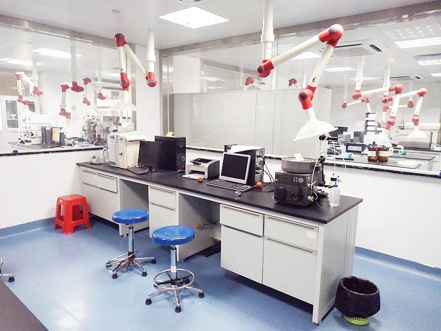 高密实验室搬迁