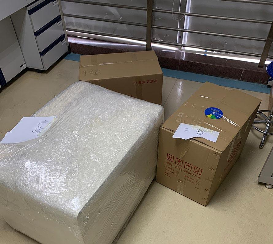 青岛医院搬迁设备