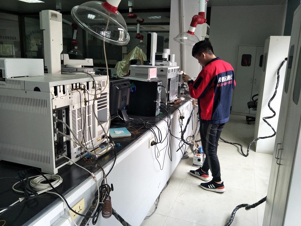 海关实验室搬迁服务