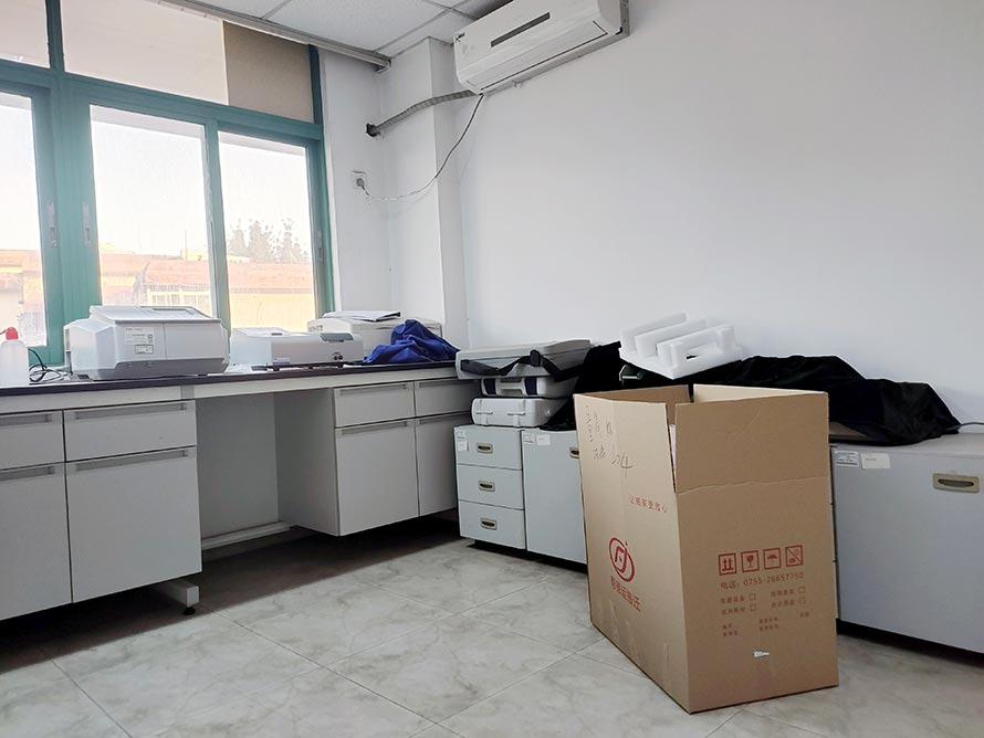 陕西实验室搬家
