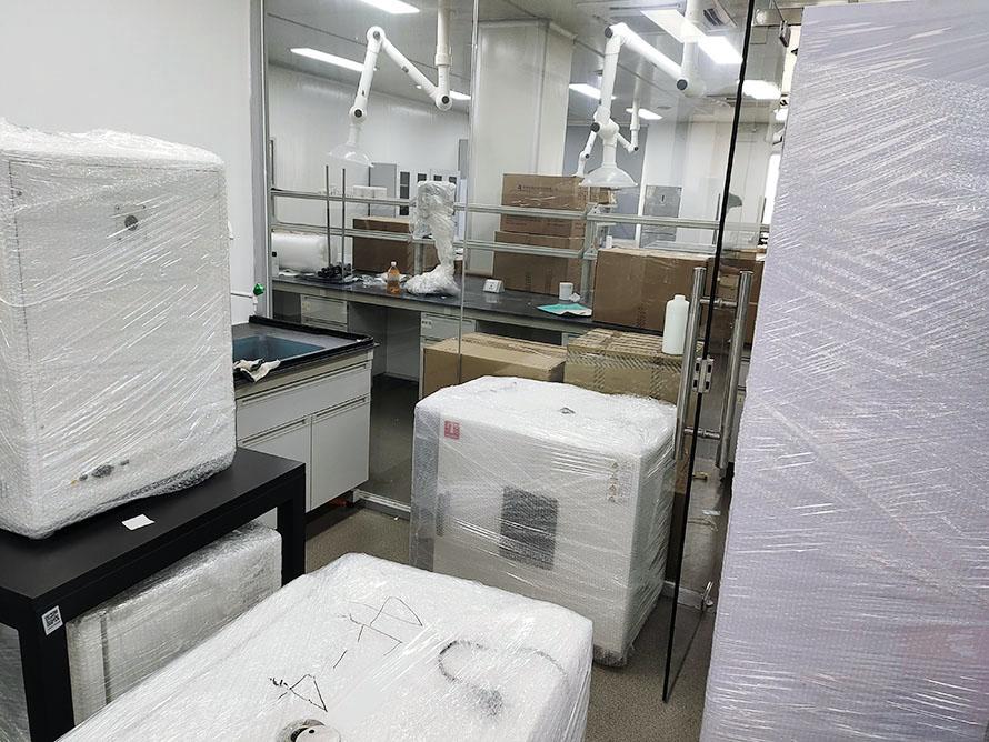 阿勒泰实验室搬迁