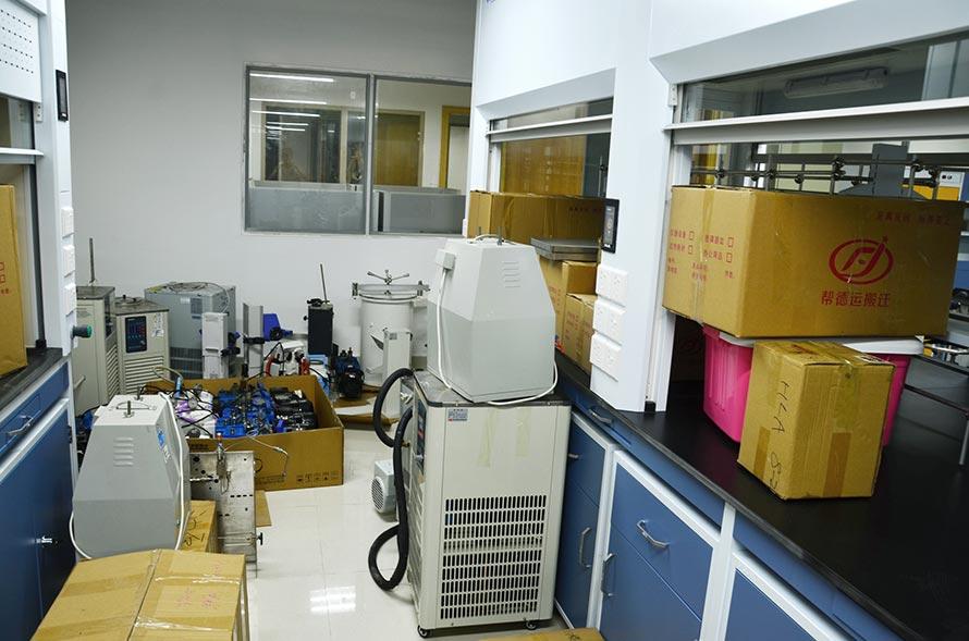 余姚实验室搬迁