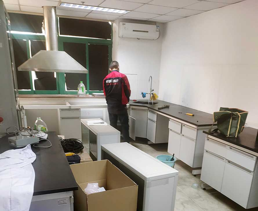 秦皇岛市实验室设备搬迁