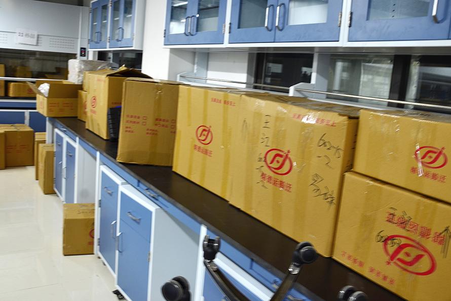 阿拉尔实验室搬迁
