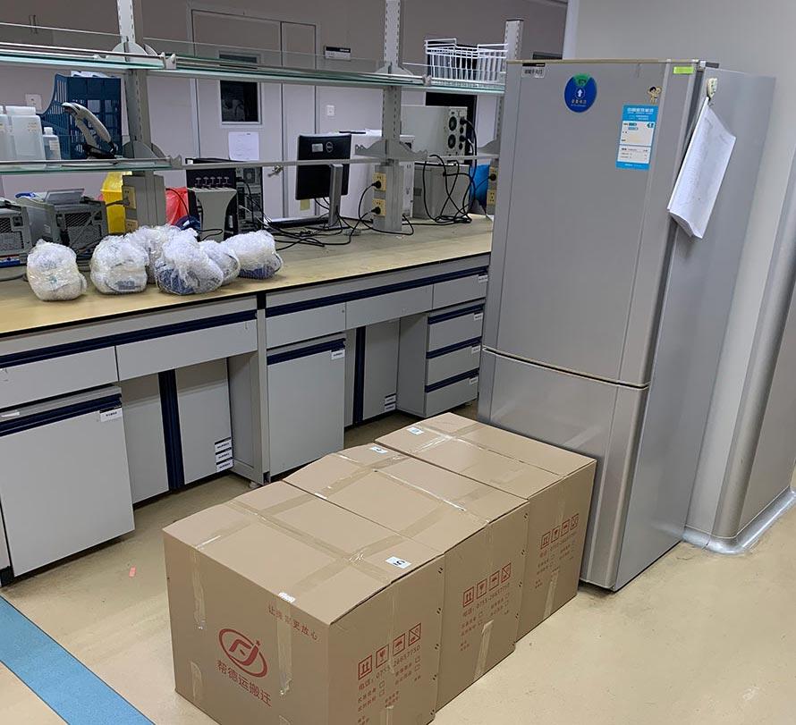 诸暨实验室搬迁