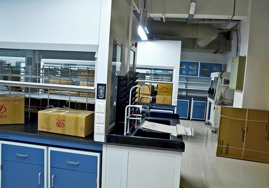 安国实验室搬迁