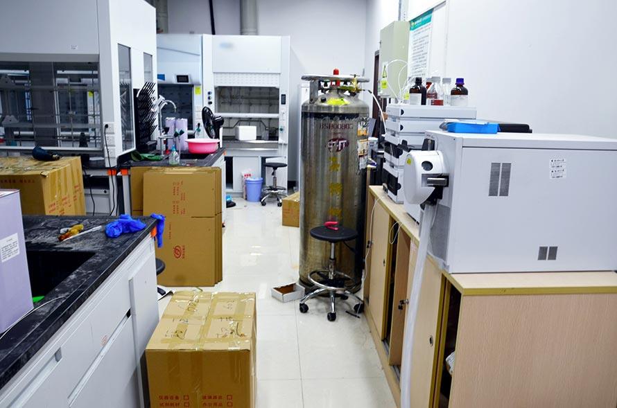 绵竹实验室搬迁