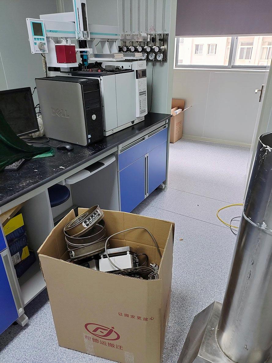 襄阳市实验室设备搬迁