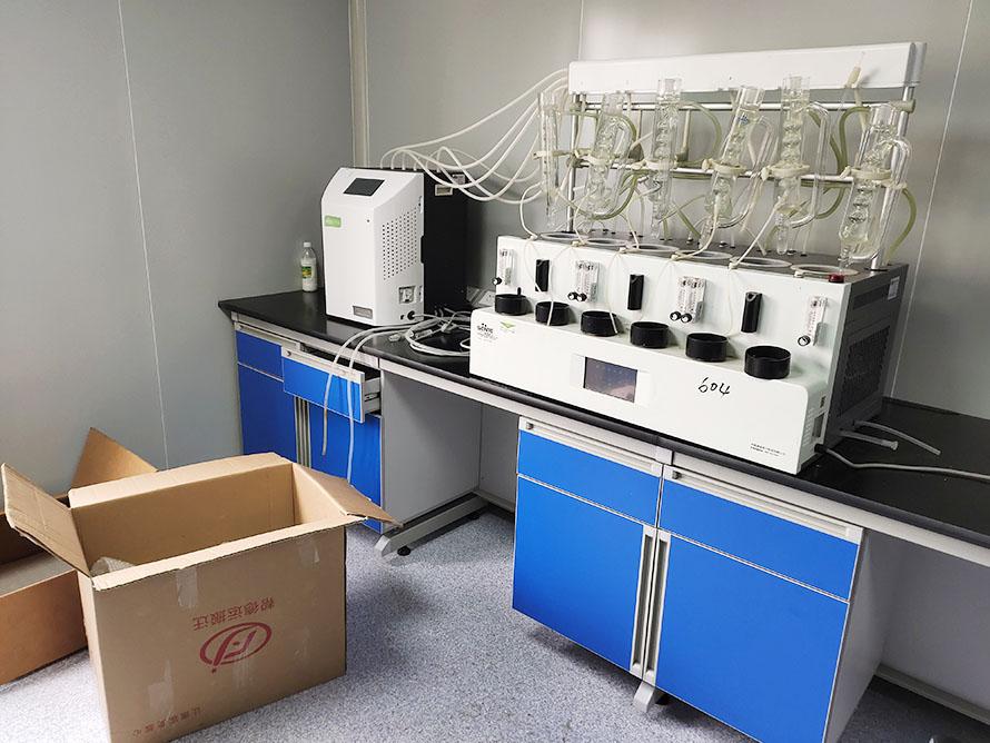 华蓥实验室搬迁