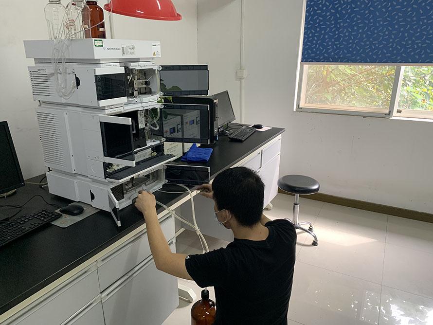 可克达拉实验室搬迁