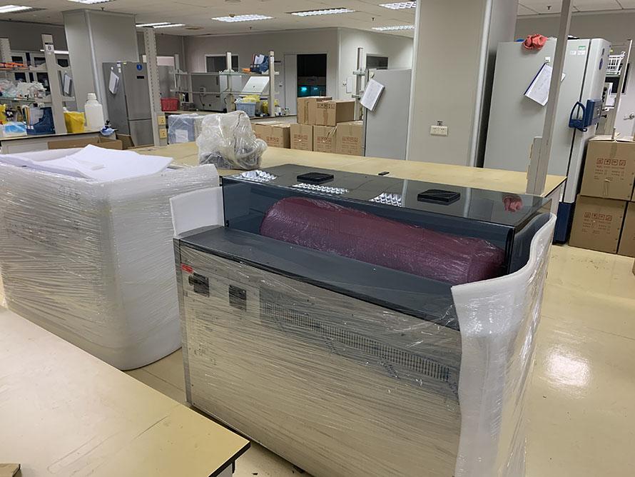 百色市实验室设备搬迁