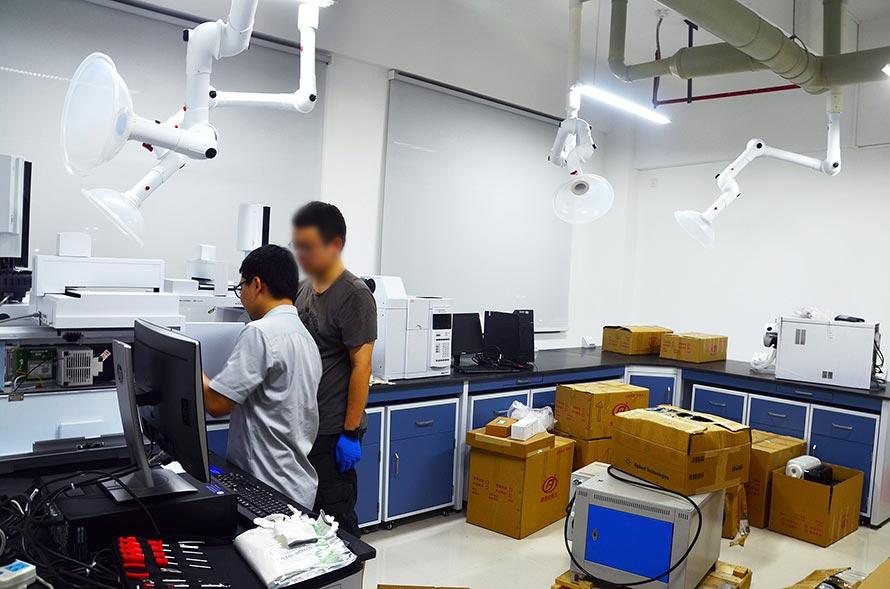 四平市实验室设备搬迁