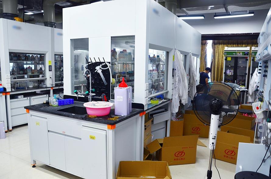 京山实验室搬迁