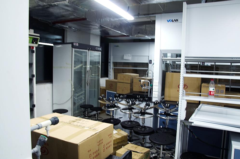 陕西实验室仪器搬迁公司